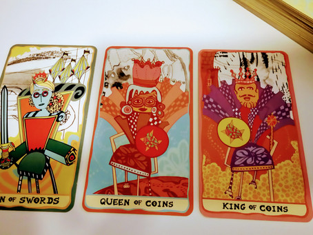 How to develop your talents using the Tarot?