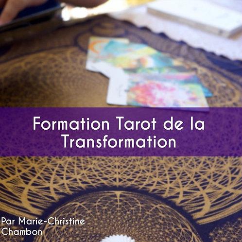 Formation Tarot - 1 Atelier découverte avec Marie-Christine Chambon