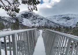 Brua ved Likholefossen