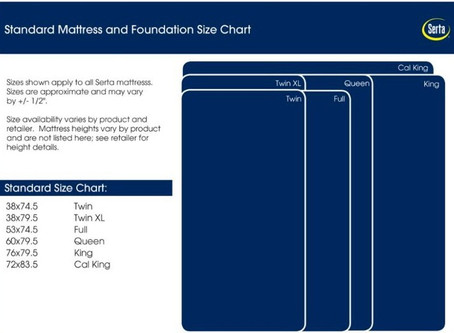 Size of Mattress