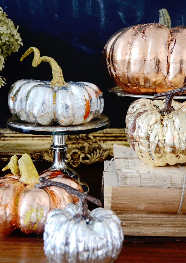 Pretty Thanksgiving Decorations