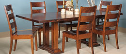 Dining Room Tables- Amish