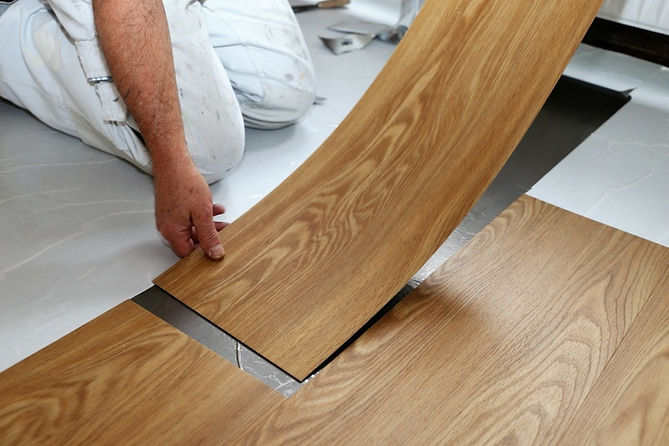 Install-LVT-Flooring from Tri City Furniture