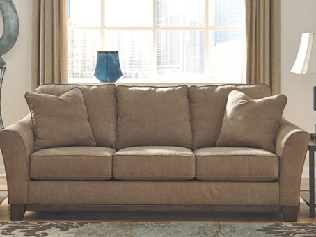 Sofas Don't Have to be Brown