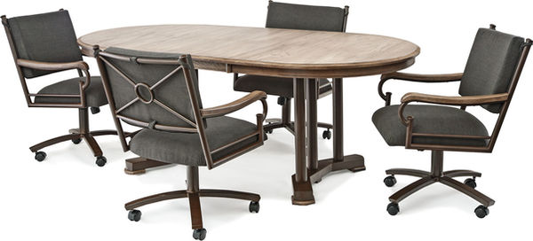 Dining Room tables sold at Tri City Furniture near Freeland Michigan