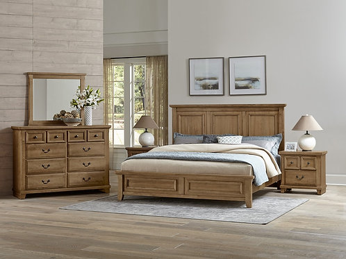 Timber Mill Timber Bed (Queen)