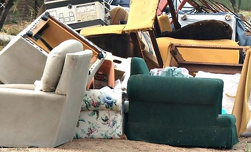 Don't buy Junk Furniture. Come to Tri City Furniture