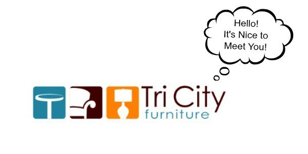 New TriCity Furniture Logo