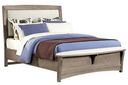 Transitions Upholstered Bed (Queen)
