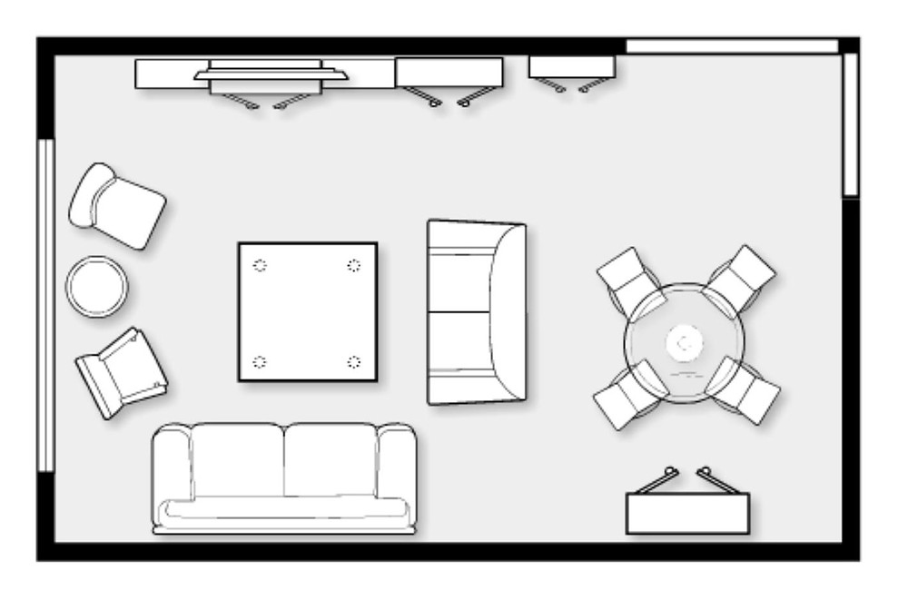 Room Layout and Design