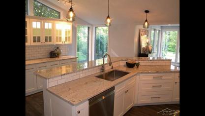 Kitchen Area Layout