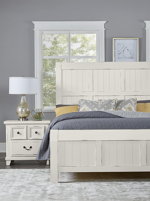 Timber Mill Broomhandle Storage Bed (King)