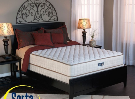 The Only Official Mattress of the National Sleep Foundation