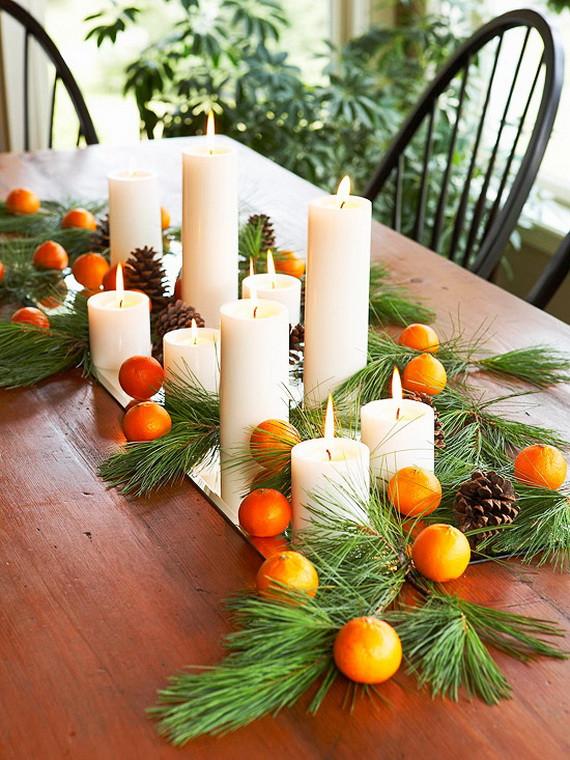 Simple Thanksgiving Decor