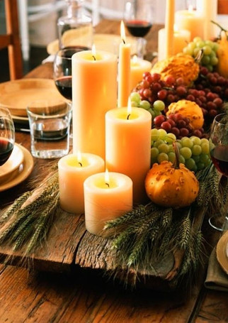 Decorating Your Thanksgiving Table Help