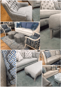 Furniture with a Sea look and style