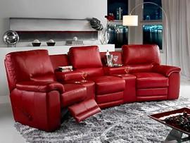 Quality Reclining Sofa