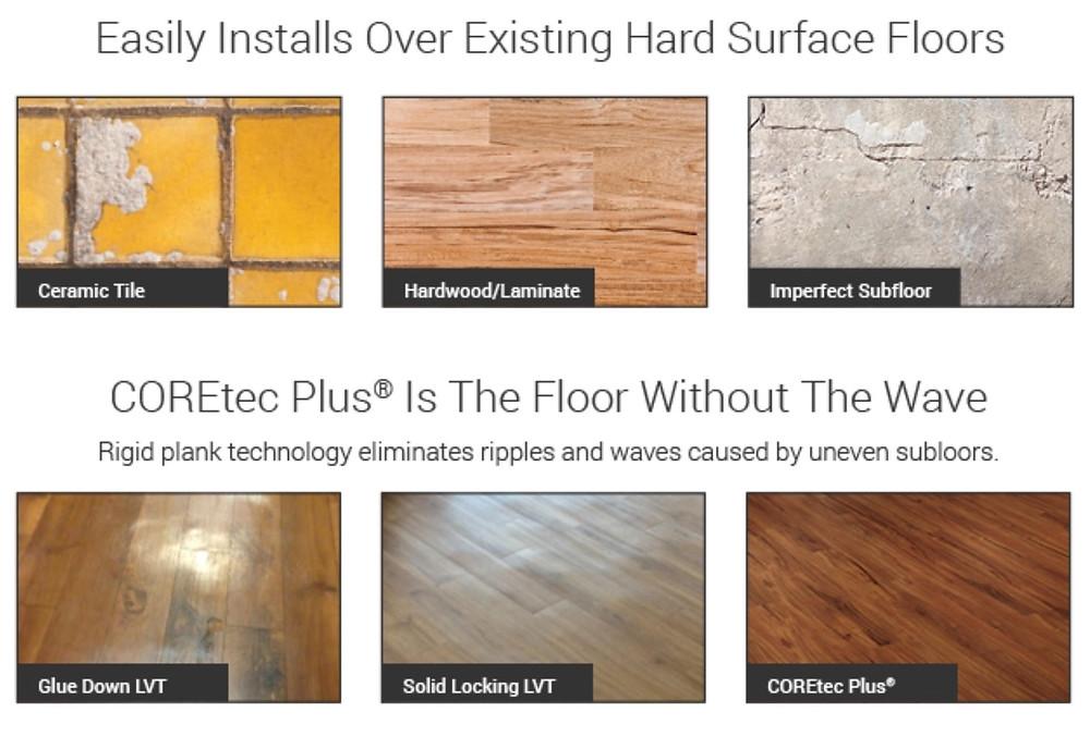 COREtech Plus Flooring
