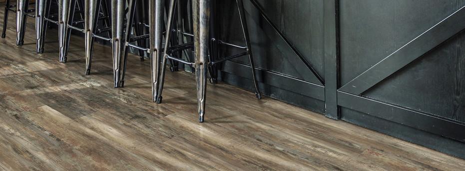 Rum River LVT Flooring