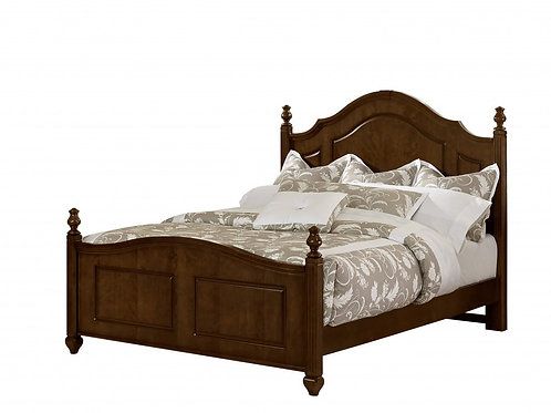 French Market Poster Bed (King)