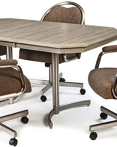 Chromcraft Dining Room Table Sets