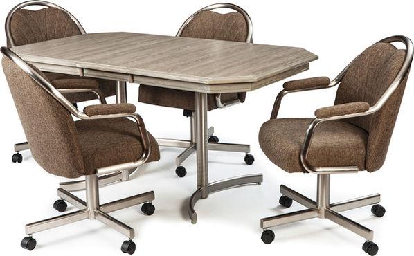 Chromcraft Dining Room Table Set