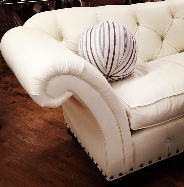 how to keep a white sofa clean
