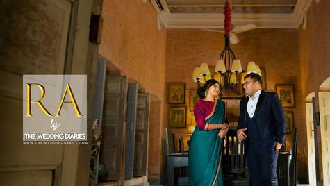 The Wedding Diaries Wedding Teaser Film of Raghavendra & Anjali