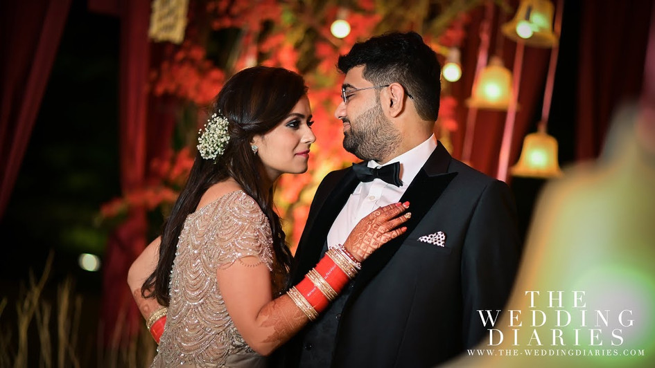 The Wedding Diaries - Short teaser from the wedding of Sharna & Yogesh 2019