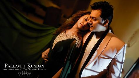 The Wedding Diaries - Prewedding film of Pallavi & Kundan