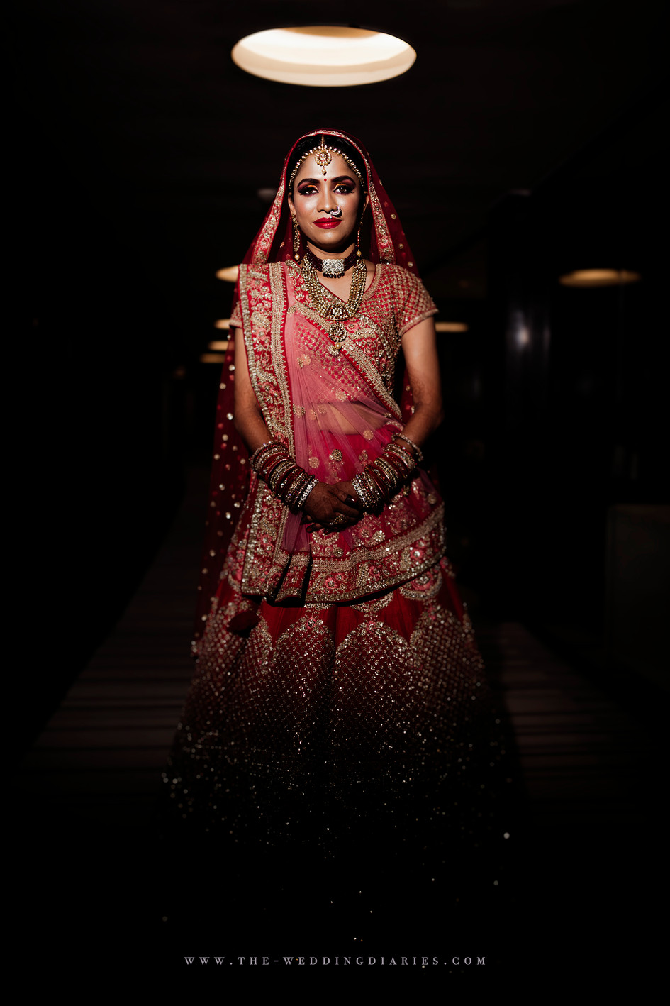 TheWeddingDiaries wedding bridal portrait