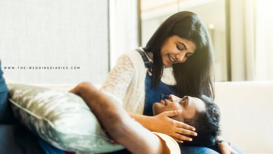 The Wedding Diaries A prewedding film of Aakash & Nidh
