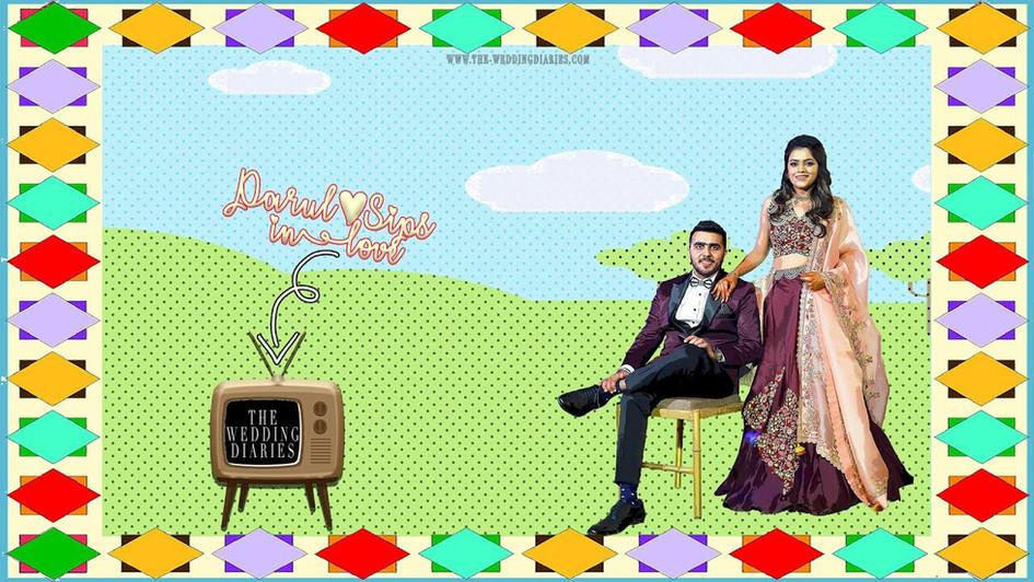 TWD Parul sips in love wedding teaser film 2020