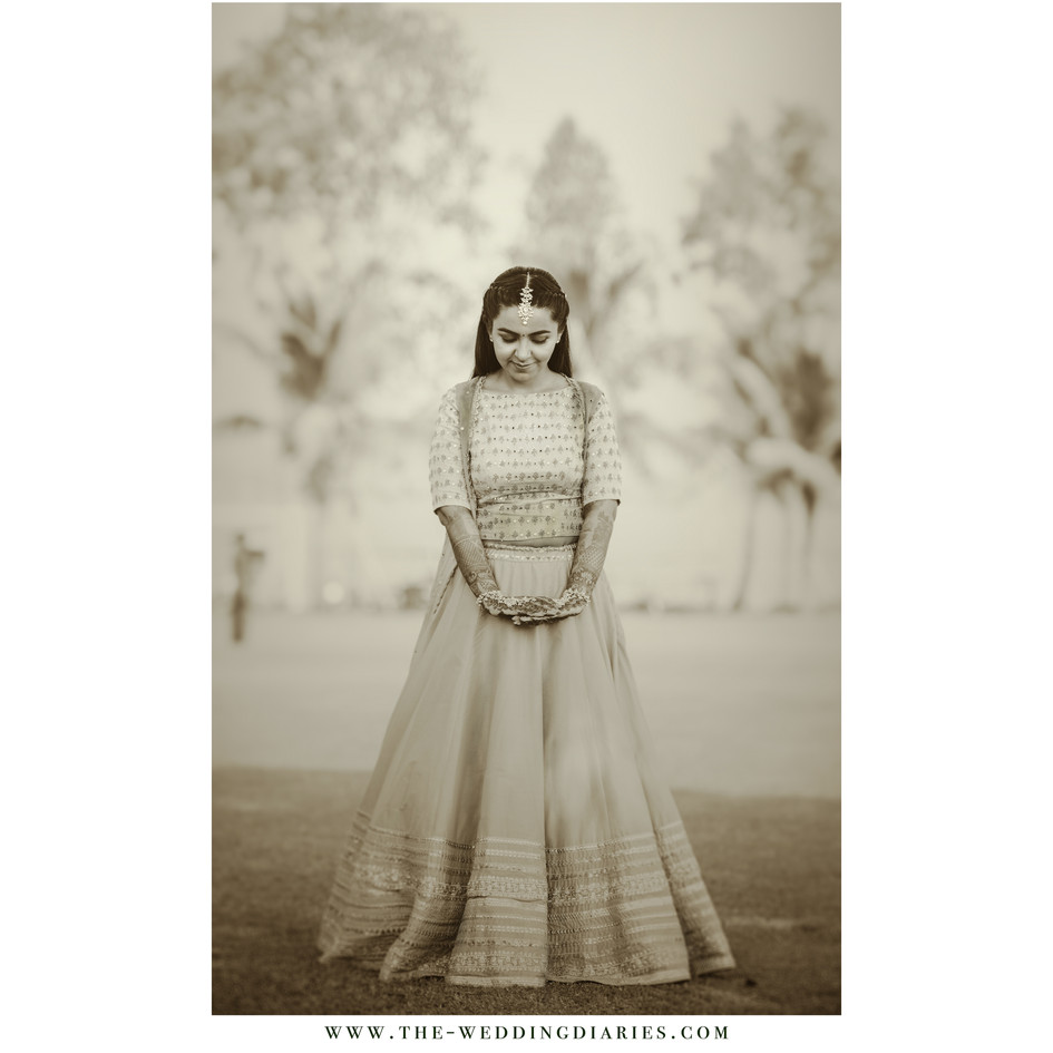 The Wedding Diaries - Bridal Photography