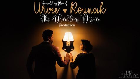 TWD- Urvee + Rounak wedding teaser film 2020