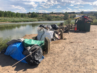 16th Annual Colorado River Cleanup