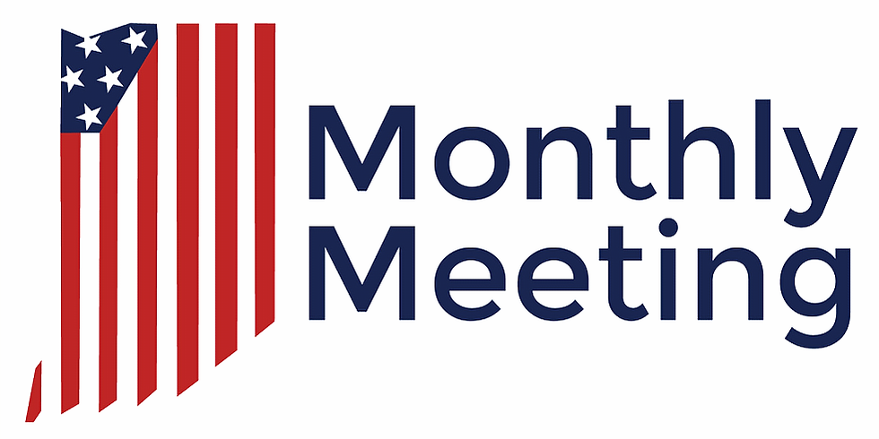Morgan County Republicans Monthly Meeting