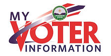 Clerk's Office My Voter Information Logo