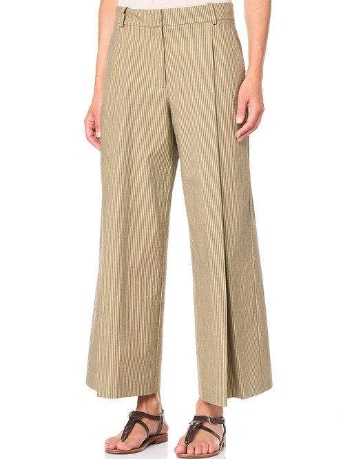 Pantalone in seersucker