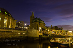 St. Pauli Landungsbrücken, Hamburg