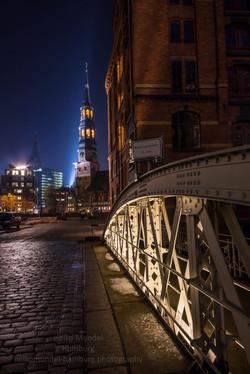 Kannengießerort Brücke
