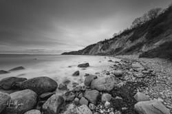 Steilküste am Kap Arkona
