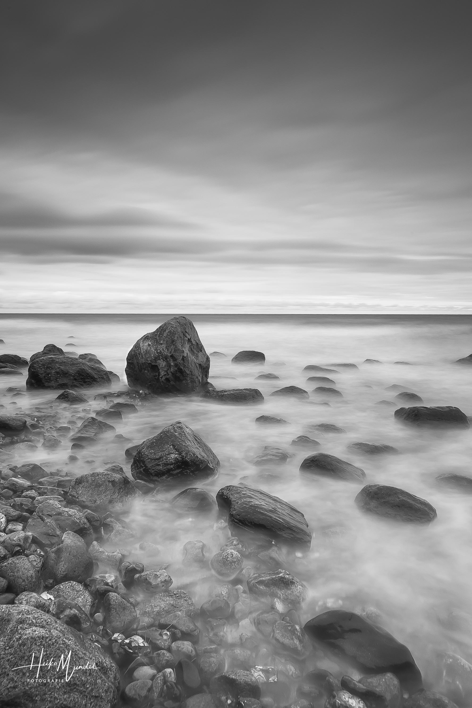 """Granit im Meer"""