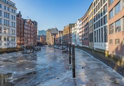 Nicolaifleet in Hamburg