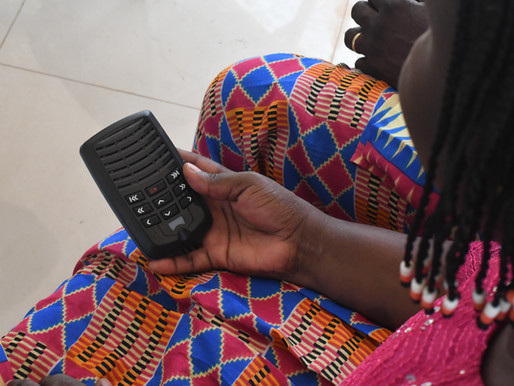 BIBLEplus+ Aids in New Church Plant