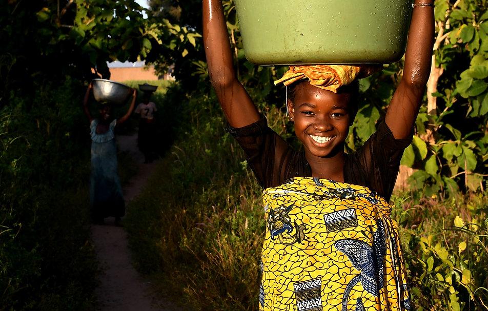 African Girl 4k