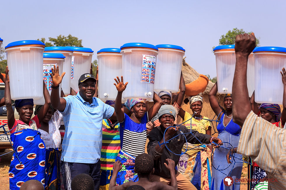 Clean Water Project in Africa
