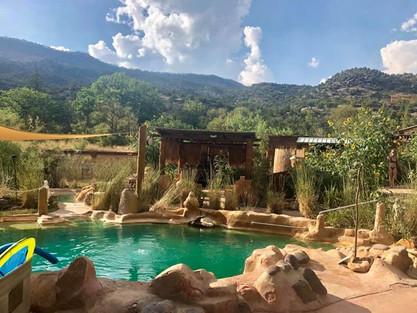 Jemez Hot Springs