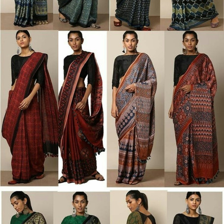 5 ALL TIME SAREE LOOKS