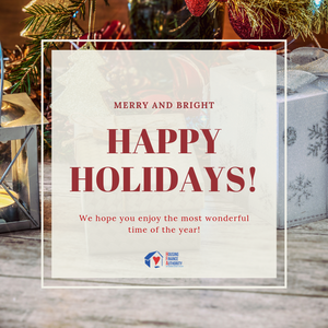 happy holidays from HFA Miami